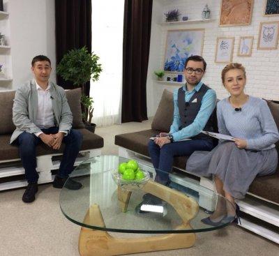"NEOSTYLE на утреннем шоу ""С утра пораньше"""