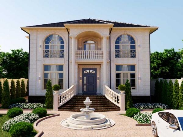 Роскошный дом 300 м2