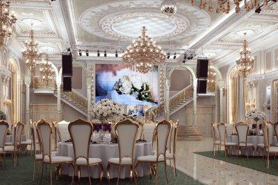 Банкетный зал <br>AKSARAY Grand Hall
