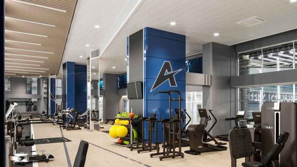Спортивный комплекс «Avangard Sport Club»