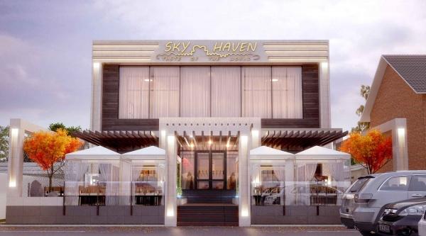 """Ресторан """"Sky Haven"""""""
