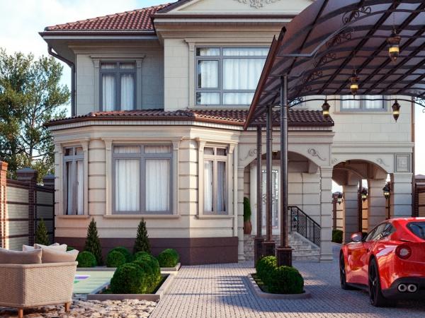 Прекрасный Дом в Киргизии 1