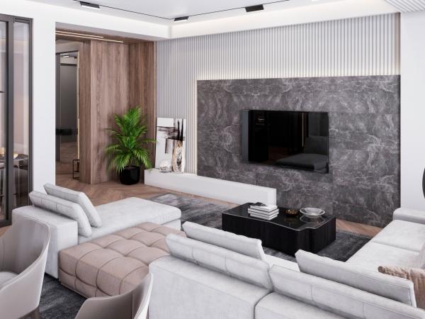 Современная квартира во Французском Квартале