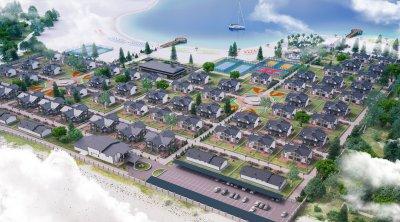 Smart городок Chaika Resort